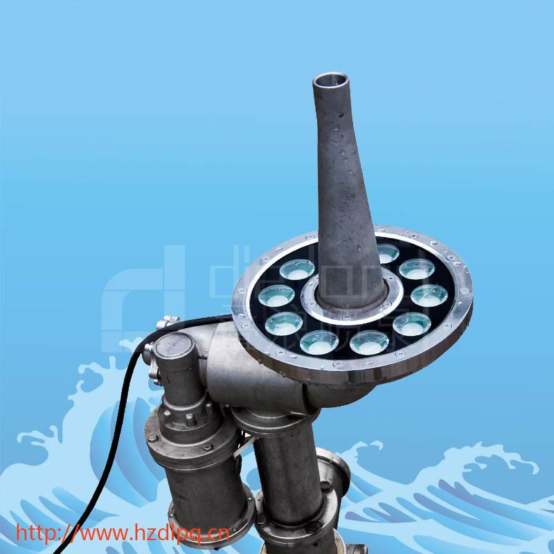 产品特点: 1.结构紧凑、水流通道截面积大等优点。除出水喷嘴以外,装置内部任何一点水流通道截面积均大于该产品标注管道内径,具有水流阻力小,流速稳定等优点。出水喷嘴和出水弯管内部装有导流,流态好,以保证水柱密实度高。